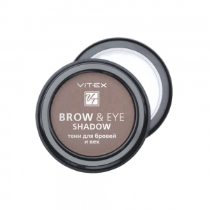 Тени для бровей и век Vitex Brow&Eye Shadow тон 11 Taupe