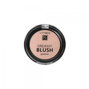 Румяна для лица Vitex Dreamy Blush тон 102 Golden peach