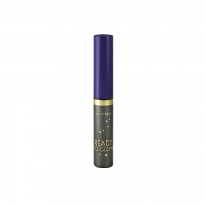 Подводка для глаз Vitex Ready To Color тон 83 Mystic forest жидкая с блестками, 4,8мл