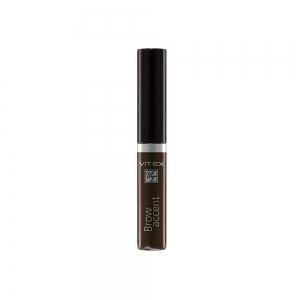 Оттеночный гель для бровей Vitex Brow Accent тон 04 Серо-коричневый, 5мл