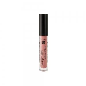 Блеск для губ Vitex Magic Lips тон 807 Powder pink глянцевый, 3г