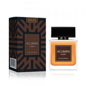 Парфюмерная вода DILIS Acumen Ambre для мужчин, 100ml