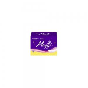 Тампоны гигиенические Meggi Super plus ( 8шт)