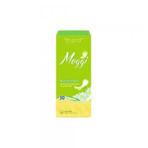 Прокладки гигиенические на каждый день Meggi Multiform Deo (30шт)