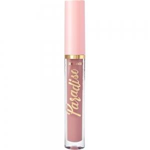 Блеск для губ Paradiso № 04 First Date (натуральный розовый), с влажным финишем