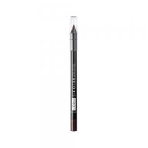 Стойкий карандаш для глаз PRO тон 02 brown/коричневый, гелевый