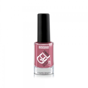 Лак для ногтей GEL finish тон 15 темно-розовый, 9г