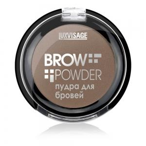 Пудра для бровей Brow powder тон 01 Light taupe, 4г