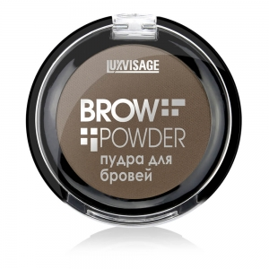 Пудра для бровей Brow powder тон 03 Grey brown, 4г