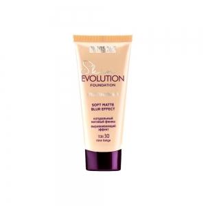 LUXVISAGE Тональный крем Skin Evolution soft matte blur effect тон 30 rose beige, 35г
