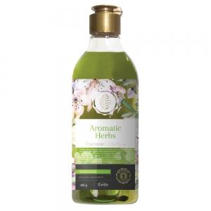 Шампунь для волос Aromatic Herbs Тубероза и яблоко, 400г