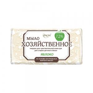 """Хозяйственное мыло  """"Хвойное"""" группа 1, 72% , 200гр (флоу-пак)"""
