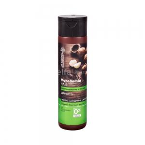 Macadamia Hair Восстановление и защита Шампунь для ослабленных волос, 250мл