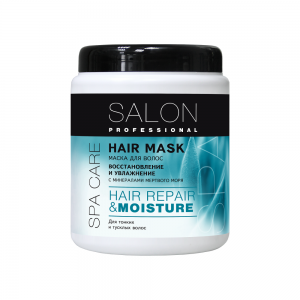 Маска д/волос Salon Professional SPA Восст.и увлажнение, 1000мл