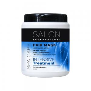Маска д/волос Salon Professional SPA Восстанавливающая, 1000мл