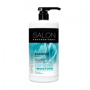 Шампунь д/волос Salon Professional SPA Восст.и питание, 1000мл
