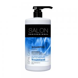 Шампунь для волос SPA Salon Professional Интенсивное восстановление, 1000мл