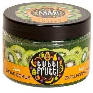 """Сахарный скраб для тела Tutti Frutti """"Киви"""", 160мл"""