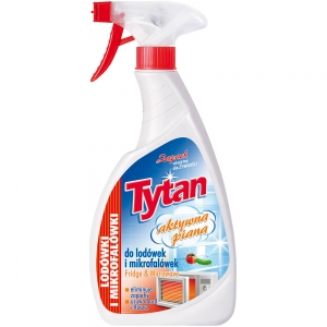 Жидкость для чистки холодильников и микроволновых печей (спрей), 500г