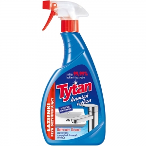 Жидкость для мытья ванных комнат (спрей) с антибакт.эффектом 500 г