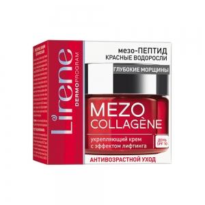 Mezo Collagene Крем для лица Укрепляющий с эффектом лифтинга SPF10, 50мл