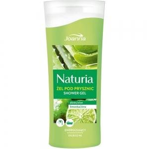 Naturia Гель для душа Алоэ и лимон, 100мл