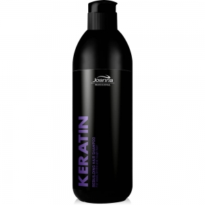 Шампунь для волос KERATIN Professional с Кератином, для слабых, ломких и жестких волос, 500мл