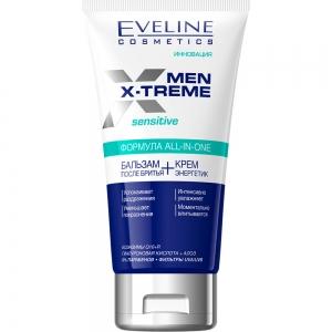 Men X-Treme Бальзам после бритья+крем энергетик 2в1, 150мл