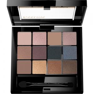 Тени для век Professional Eyeshadow (All In One) палетка № 01 nude натуральный(12 тонов), 12г