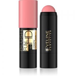 Румяна для лица Creamy Blush Full HD тон 02 натуральный розовый, кремовые в стике, 5г