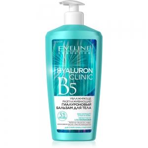 Hyaluron Clinic B5 Бальзам для тела Увлажняюще-разглаживающий гиалурон, 350мл