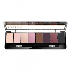 Тени для век Professional Eyeshadow палетка № 02 twilight сумерки (8 тонов), 9,6гр