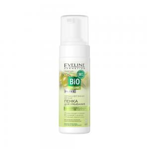 Bio Organic Пенка д/умывания Гипоаллергенная мягкая, 150мл