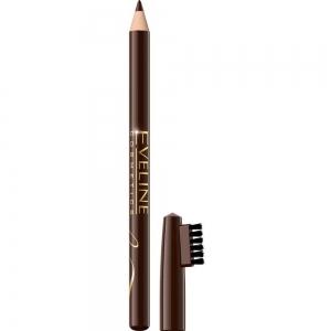 Карандаш для бровей Eyebrow Pencil тон soft brown мягкий коричневый