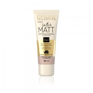 Тональный крем Satin Matt тон 106 nude