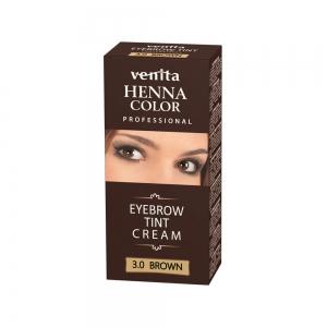 Краска для бровей VENITA HENNA COLOR PROFFESSIONAL Коричневая, 15мл