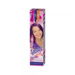 Красящий мусс для волос TRENDY COLOR 41 Магический фиолет, 75мл