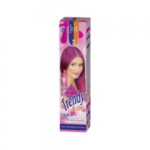 Красящий мусс для волос TRENDY COLOR 32 Интригующий розовый, 75мл