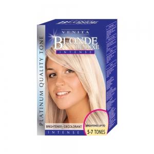 Осветлитель для волос VENITA BLONDE DE LUXE INTENSE осветление на 5-7 тонов