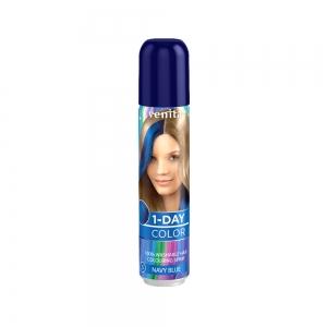 Оттеночный спрей для волос 1-DAY COLOR 05 Космическая синь, 50мл