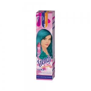 Красящий мусс для волос TRENDY COLOR 38 Бирюзовая волна, 75мл