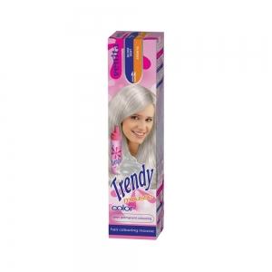 Красящий мусс для волос TRENDY COLOR 11 Серебряная пыль, 75мл
