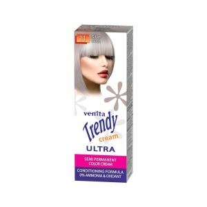 Красящий тонер-крем для волос TRENDY CREAM 11 Серебряная пыль, 75мл+бальзам для волос 2х15мл