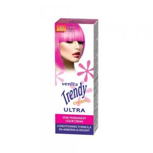 Красящий тонер-крем для волос TRENDY CREAM 30 Нежный розовый, 75мл+бальзам для волос 2х15мл