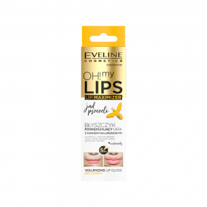 """Блеск для увеличения объема губ Oh my Lips-Lip Maximizer """"Пчелиный яд"""", 4,5мл"""