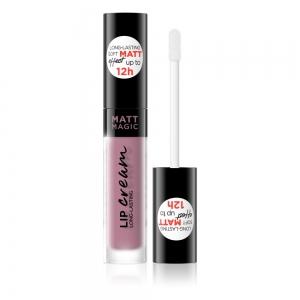 Губная помада Matt Magic Lip Cream жидкая, тон 17 алая роза, 4,5мл