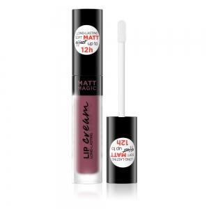 Губная помада Matt Magic Lip Cream жидкая, тон 18 Бургундия, 4,5мл