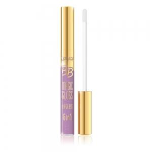 Блеск для губ BB Magic Gloss № 605 бледно-розовый, 9мл