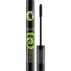Тушь для ресниц Extension Volume экстремальная длина и изгиб х 10, 10мл зеленый