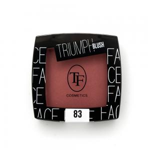 "TF румяна TBL-08-83C ""Triumph Blush"" сатин.финиш тон 83 ""пыльная роза"""